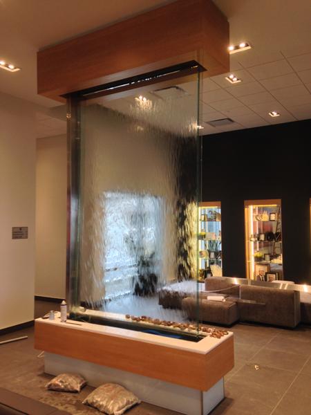 cr ation de mur d 39 eau murs de bulles canada france usa. Black Bedroom Furniture Sets. Home Design Ideas