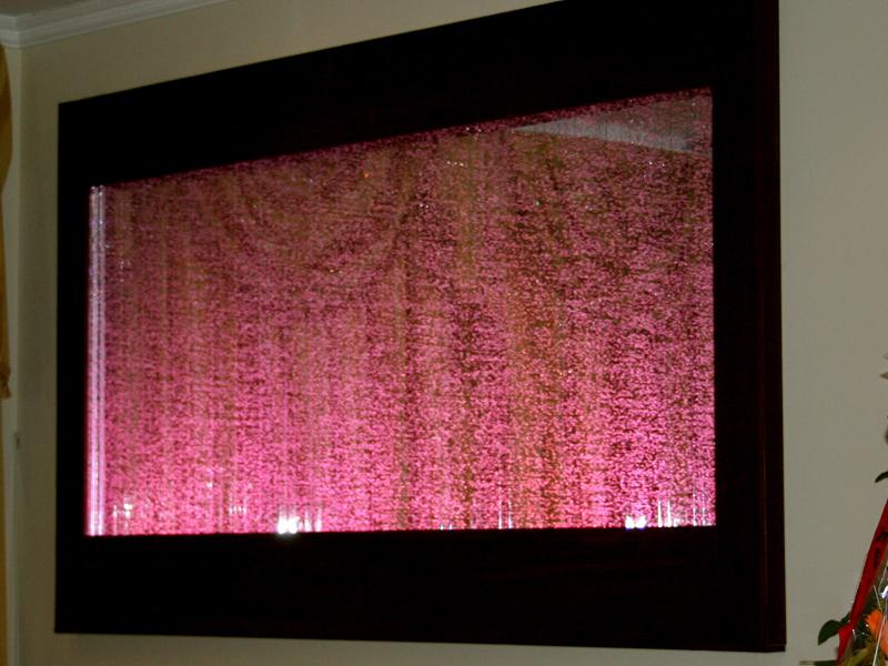 cr ation et installation sur mesure de mur de bulles. Black Bedroom Furniture Sets. Home Design Ideas